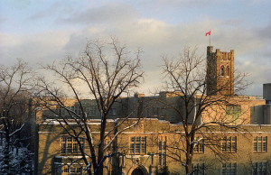 Photo of Western University by Flickr user Lars Plougmann, used under a Creative Commons licence.