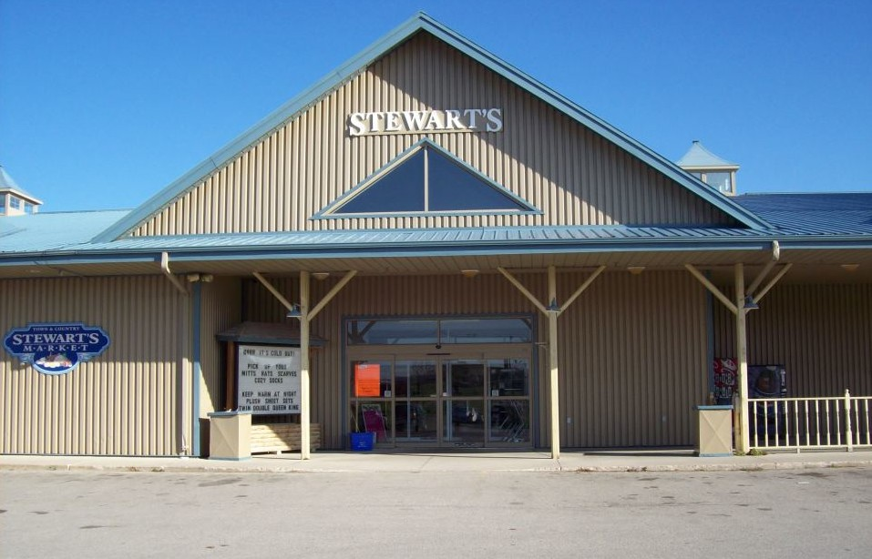 Stewart's In Mildmay Recognized By The Province