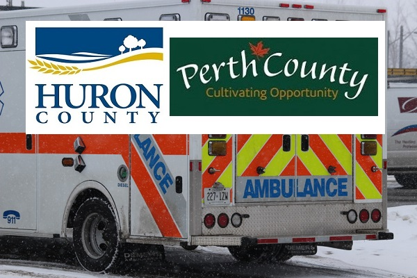 Perth County Halt EMS HQ As Merger With Huron Looms