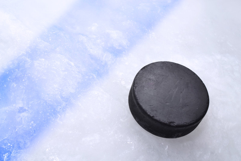 Hockey puck. Photo Courtesy of CanStockPhoto.com/edna