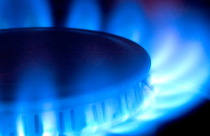 Natural gas flame. (Photo courtesy © CanStockPhoto.com/MShake)