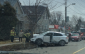 Crash at Russell and Cobden Streets. March 30, 2015 (Submitted photo.)