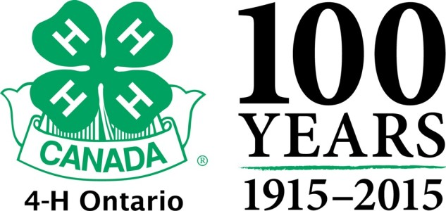 4-H Ontario 2015 - 2015 Only