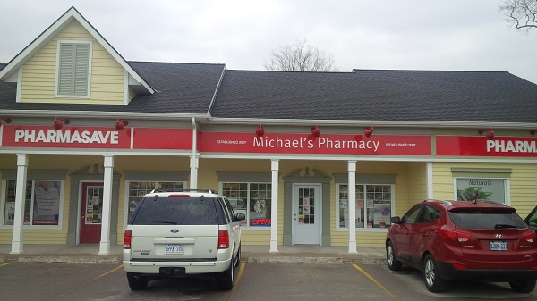 A Bayfield Pharmacy Offers Senior's Homecare Products