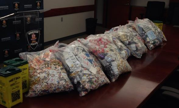 300lbs Of Drugs Taken Off Streets
