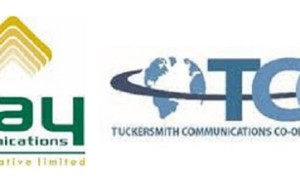 Hay Commuications - Tuckersmith logos
