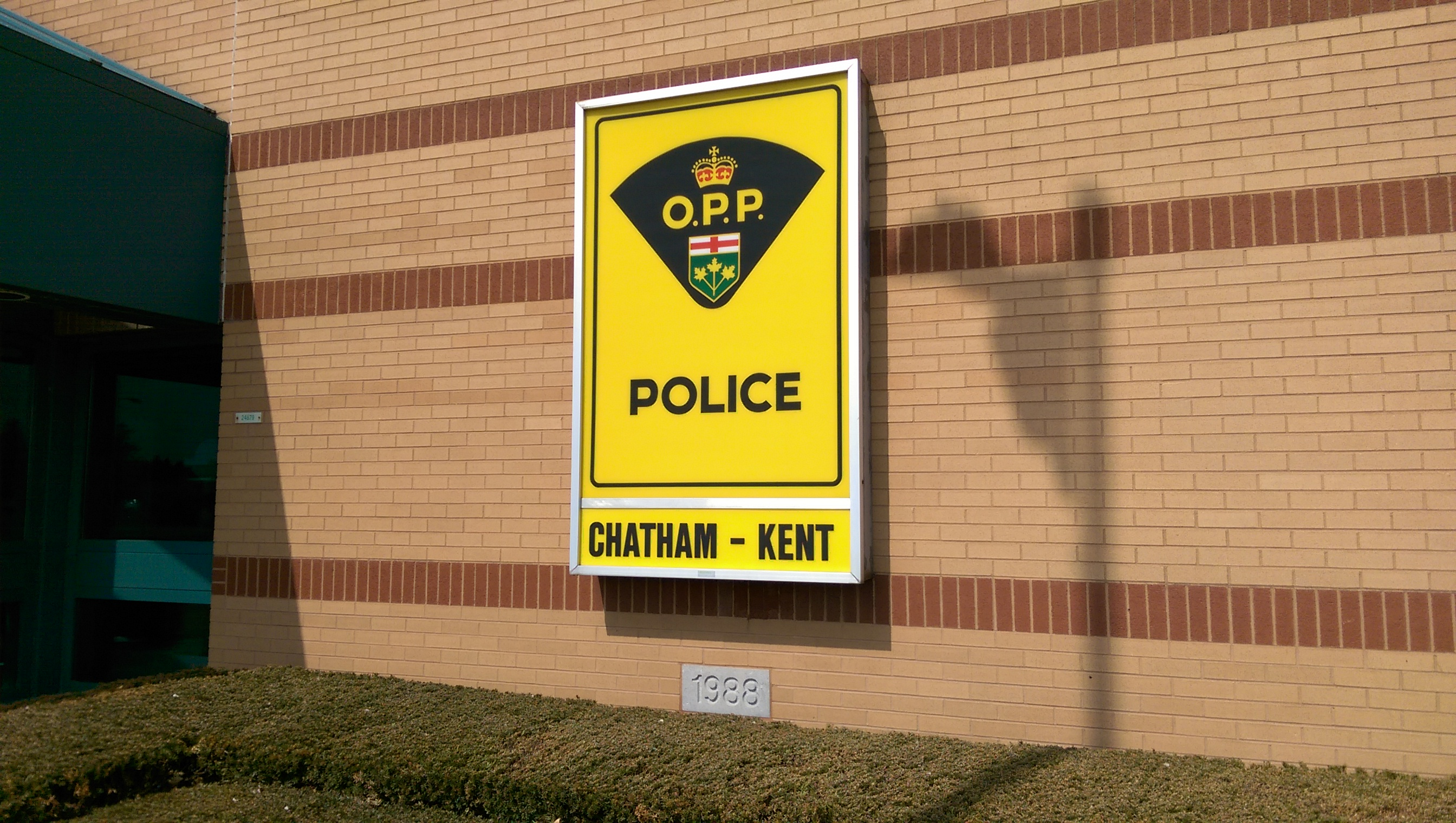 Chatham-Kent OPP (Photo by Matt Weverink)