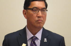 Western University President Amit Chakma. Photo by Ashton Patis.