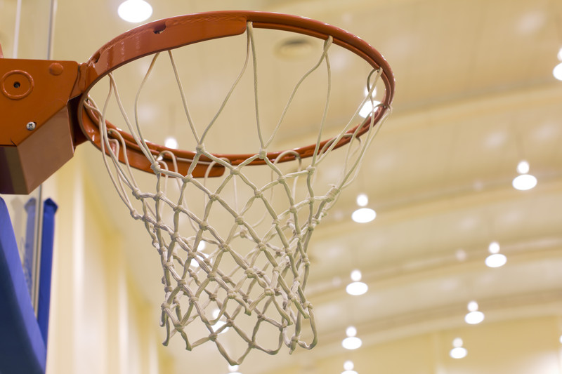 Basketball net. © Can Stock Photo Inc. / Kagemusha
