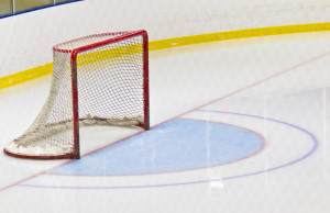 Ice hockey net. Photo courtesty of © Can Stock Photo Inc. / ClickImages