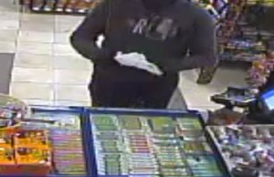 Confederation Mac's Milk Robbery Suspect April 24, 2015 (Photo courtesy of Sarnia police)