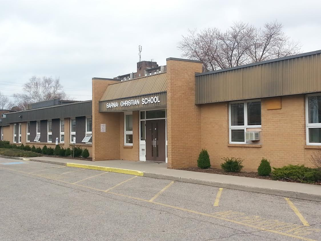 Upgrades Planned At Sarnia Christian School