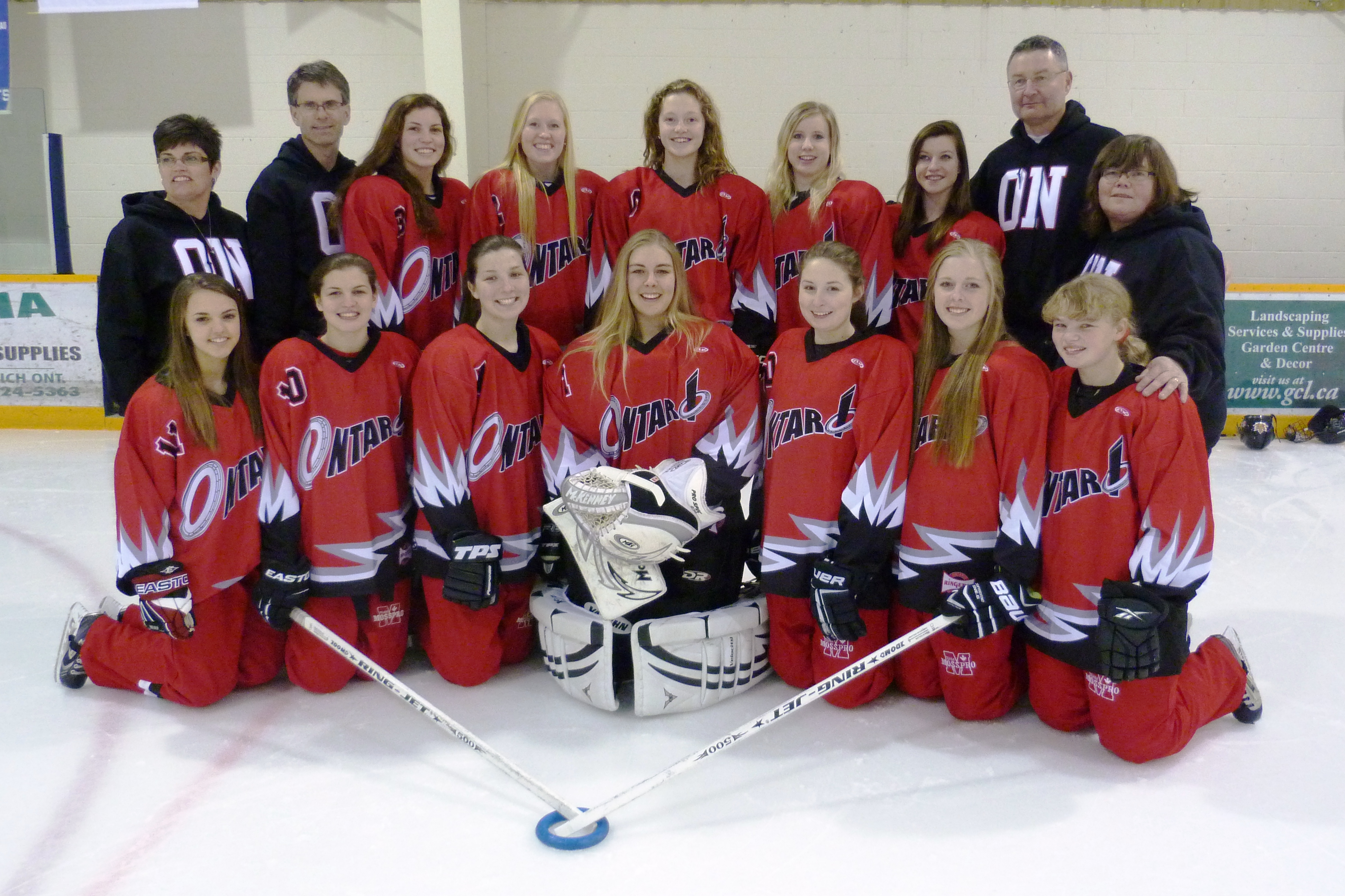 Local Ringette Team Going Strong At Eastern Championships