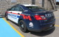 Amherstburg police cruiser, May 20, 2015. (Photo by Mike Vlasveld)