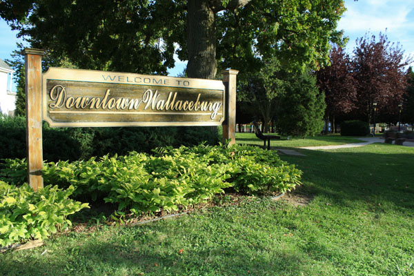 Downtown Wallaceburg. (Photo courtesy of CKbranding.com)