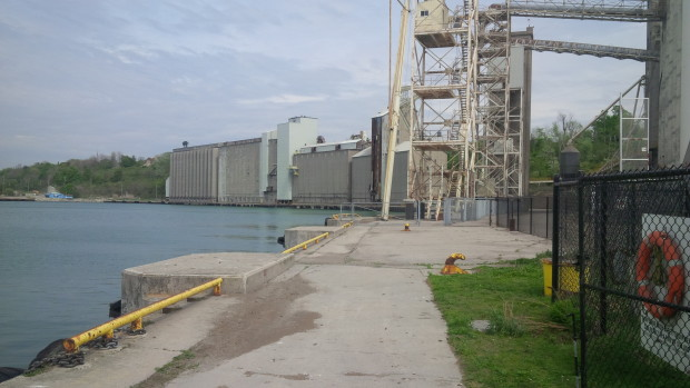 Scaled Back Goderich Harbour Expansion Plans