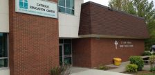 Offices of the St. Clair Catholic District School Board May 21 2015 (Photo by Simon Crouch)