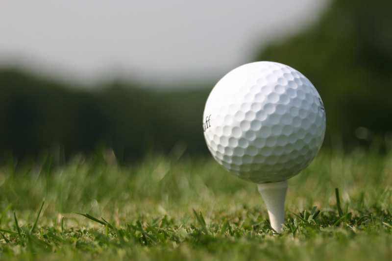 Golf ball. © Can Stock Photo Inc. / Cerenzio