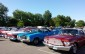 Cars line up for Retrofest's OLG Classic Car Cruise in Chatham. May 22, 2015. (Photo courtesy of Robyn Brady)