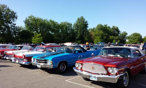 Retrofest Continues With Car Show