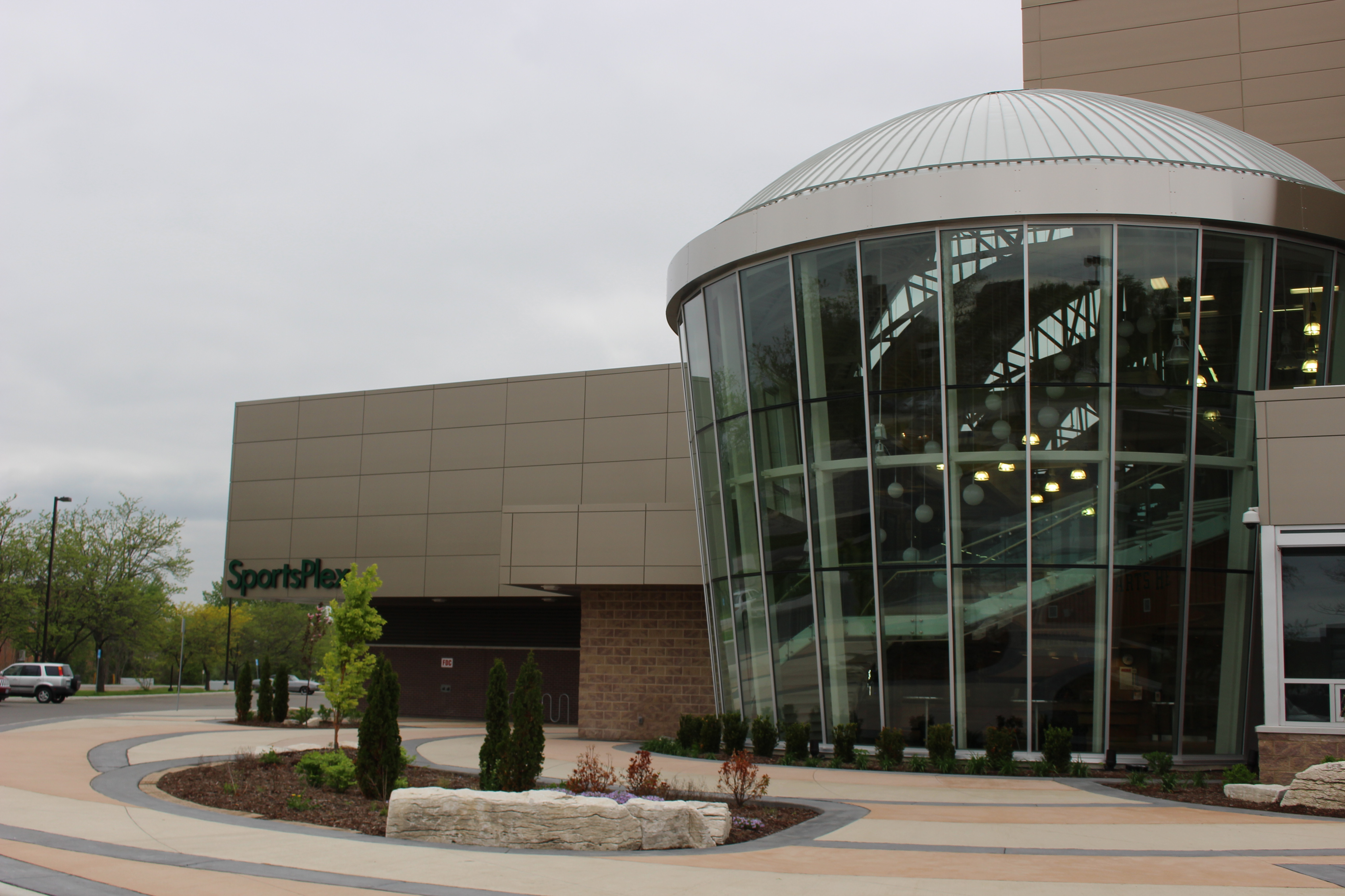 St.Clair College Sportsplex May 12, 2015. (Photo by Adelle Loiselle)