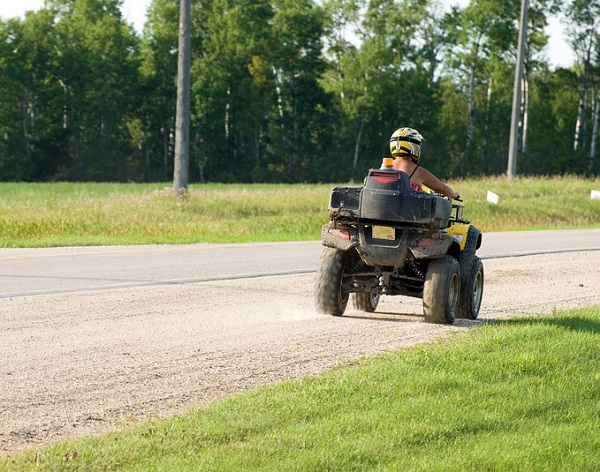 Child Critical After ATV Crash