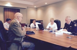 Chatham-Kent Police Service Board June 9, 2015 (Photo by Simon Crouch)