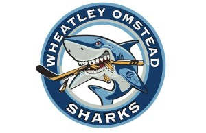 The new logo for the Wheatley Omstead Sharks (Photo courtesy of the Wheatley Omstead Sharks)