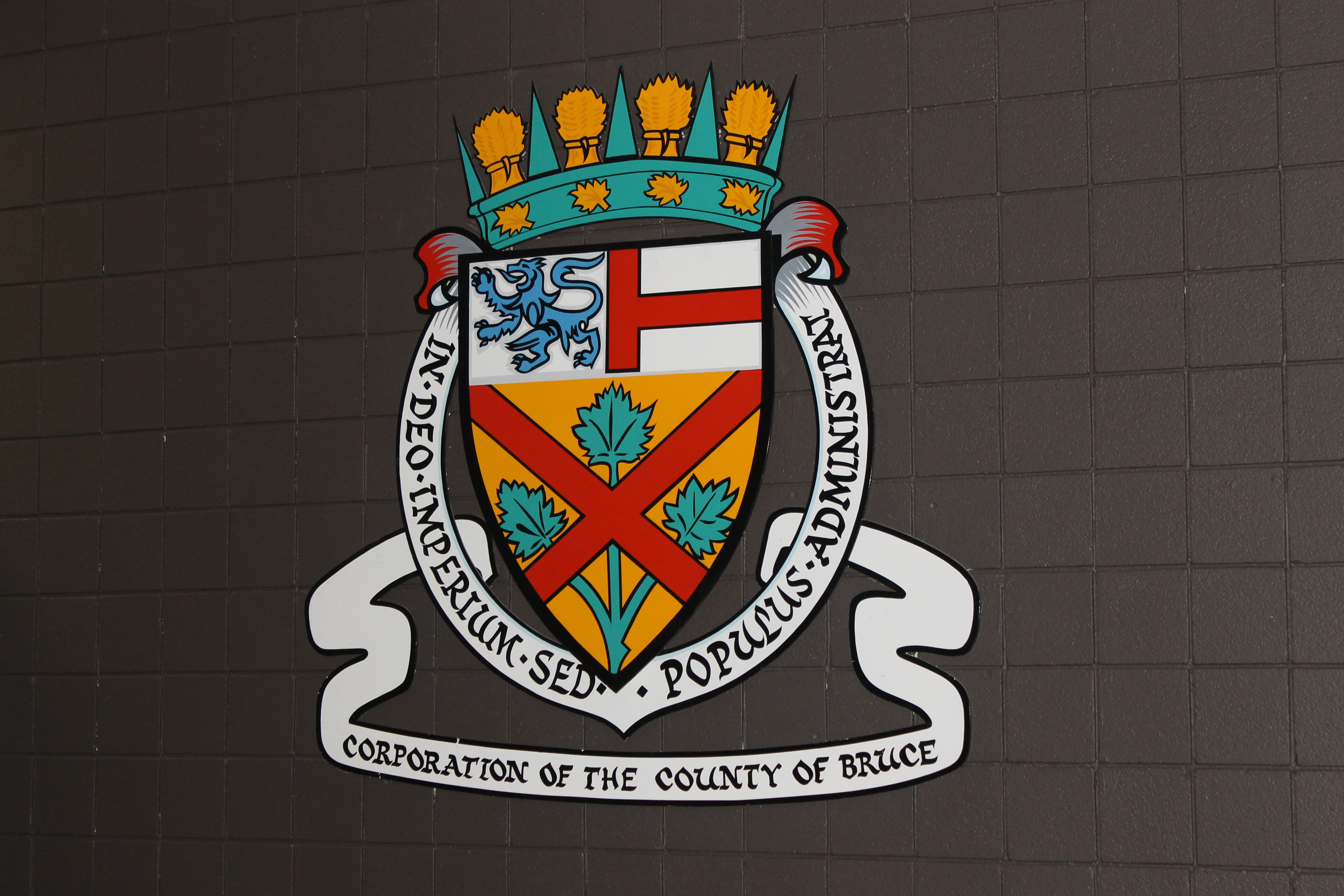 County of Bruce Crest - 2
