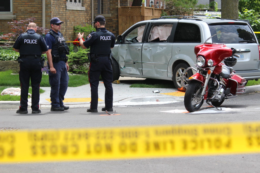 Walkerville Crash 1