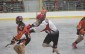 The Wallaceburg Red Devils take on the Six Nations Rebels in Jr. B lacrosse action on Sunday, June 28, 2015. (Photo courtesy of Jocelyn McLaughlin)