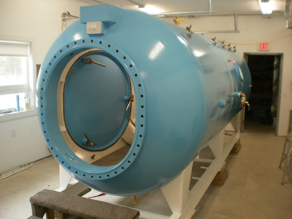 Group Pushes For Tobermory Hyperbaric Facility Upgrade