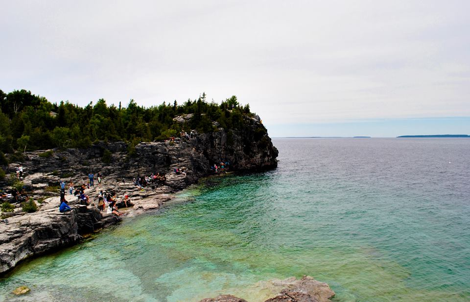 Parks Canada Announce Purchase Of Driftwood Cove Property