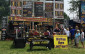 Rib lovers took to Tecumseh Park for Ribfest in Chatham, July 5, 2015. (Photo by the Blackburn Radio Summer Patrol)