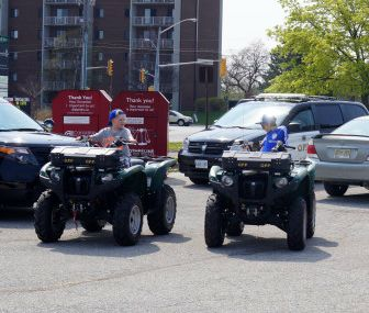 ATVs (BlackburnNews.com file photo by Briana Carnegie)