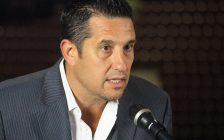 BlackburnNews.com file photo of former Windsor Spitfires head coach Bob Boughner, July 3, 2015. (Photo by Jason Viau)