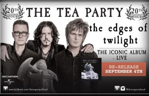 The Tea Party promotional poster. (Photo courtesy teaparty.com)
