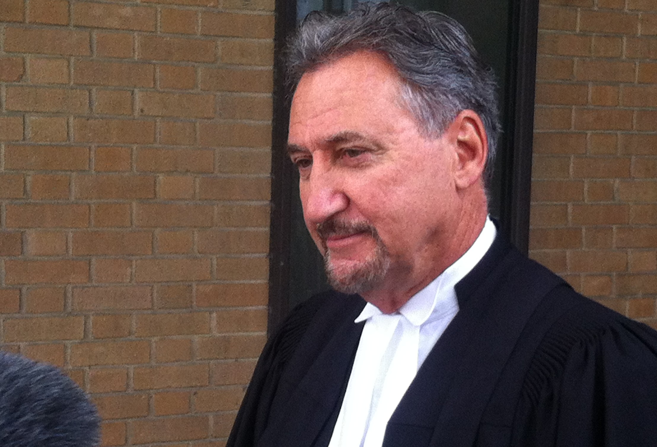 BlackburnNews.com file photo of defence lawyer Patrick Ducharme, July 22, 2015. (Photo by Jason Viau)