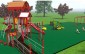 One proposal for the new Harrow playground. (Photo provided by Mark Jones, New World Park Solutions, Playworld)