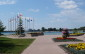 Sarnia's waterfront as seen from Front St. at the foot of London Rd. (BlackburnNews.com File Photo by Briana Carnegie)