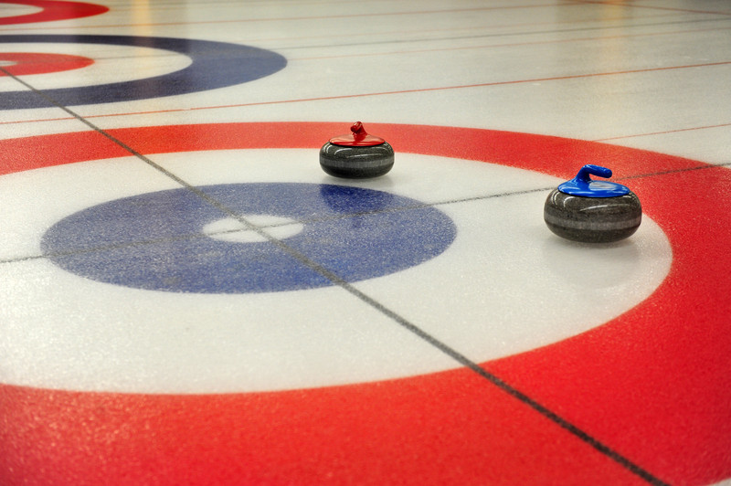 Curling. © Can Stock Photo Inc. / flyTime