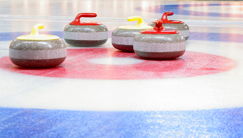 Curling stones. (Photo by © Can Stock Photo Inc. / Denikin)