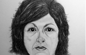 A drawing of what police believe Cheryl Gannon would look like today. Photo provided by Ontario Provincial Police.