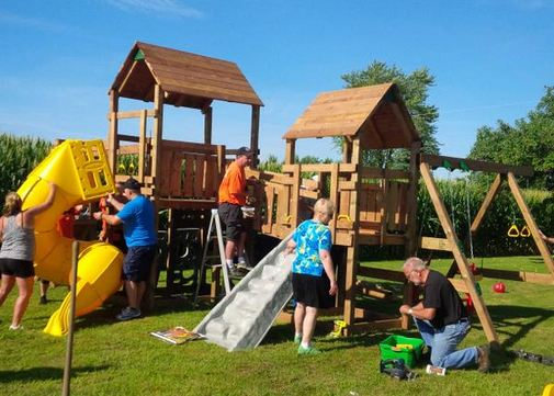 playset make-a-wish