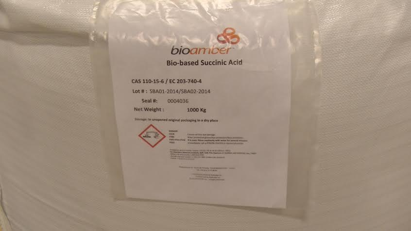 BioAmber Succinic Acid Plant August 6, 2015 (BlackburnNews.com Photo by Briana Carnegie)