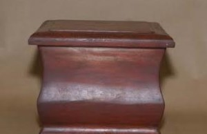 Photo of the found urn courtesy of London Police Service.