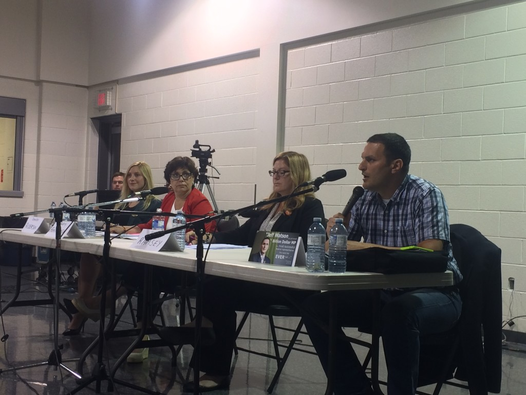 Essex Riding Debate September 16 2015 1