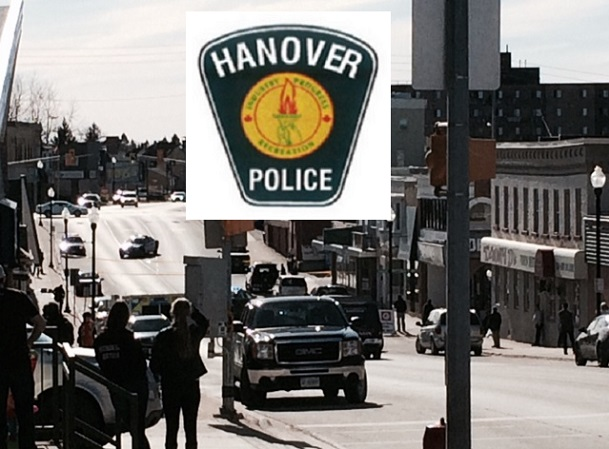 Hanover Police Services logo (with background)