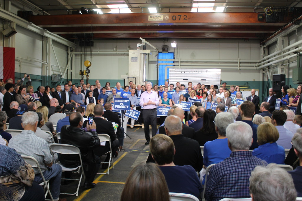 Stephen Harper In Windsor 19