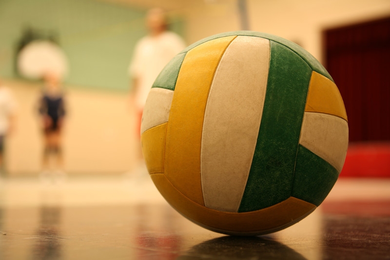 Local Volleyball Teams At OFSAA